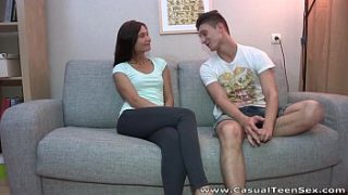 Casual Teen Sex – Great fucking Foxy with orgasms