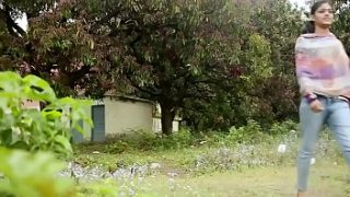 College Couple Din't Control Love In Forest Short Movie – HClips – Private Home Clips