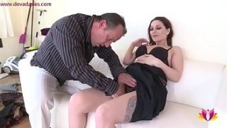 Husband anal fucks Indian maid in wife's absence