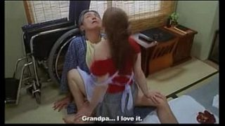 Maid With Old Man