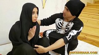 Maulvi took the burqa of a Muslim woman and raped her and extinguished her lust